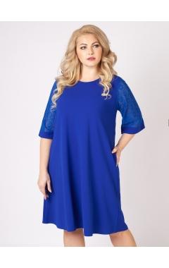 платье Барселона (электрик)