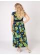 платье Лана (принт/лимоны)