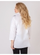 блуза Карман (белый)