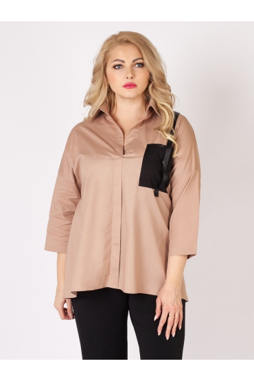 блуза Карман