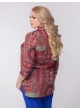 блуза Гоа (красный)