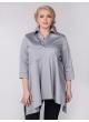 блуза Палермо (серый)