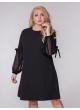 платье Милан (чёрный)