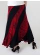 юбка Коррида2 (чёрный/горох)