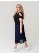 юбка Плиссе (тёмно-синий)
