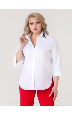 блуза Матэ2 (белый)