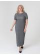 платье Феррари (серый)