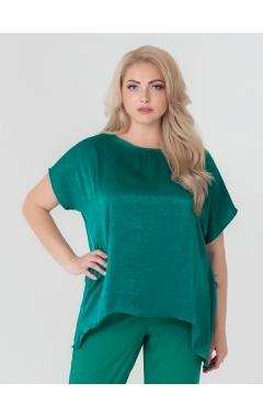 блуза Диана (зелёный)