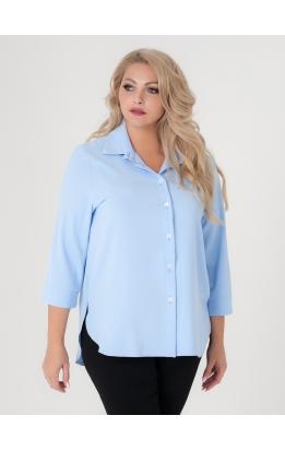 блуза Цея (голубой)