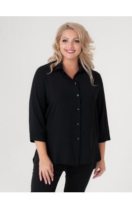 блуза Цея (чёрный)
