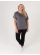 футболка Лампас (серый)