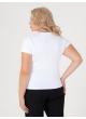 футболка Джастин (белый)