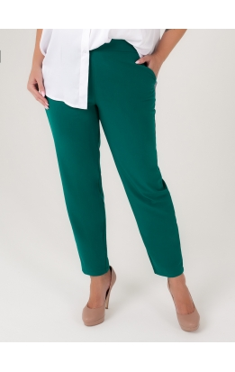 брюки Бриджит (изумрудный)
