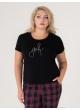 футболка Джастин (чёрный)