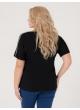 футболка Лампас (чёрный)