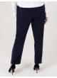 брюки Карла (тёмно-синий)