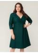 платье Орфей (зелёный)