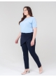 брюки Лоран (тёмно-синий)