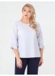 блуза Дороти2 (серый)