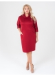 платье Лада (красный)