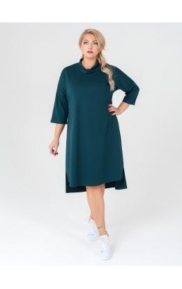 платье Джанго2 (зелёный)