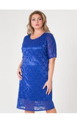 платье Саманта (электрик)