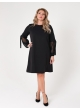 платье Милан2 (чёрный)