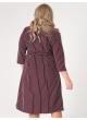 платье Альер (бордо)