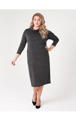 платье Лучано Блеск (чёрный)