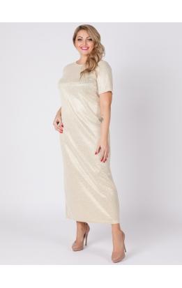 платье Феррари (золото)