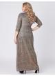 платье Ракел Блеск (золото)