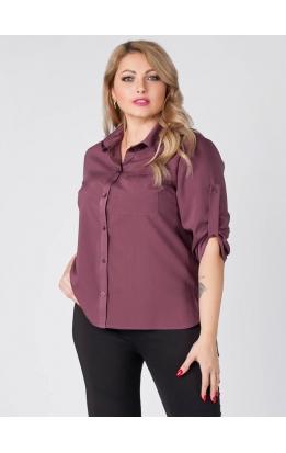 блуза Руби (вишня)