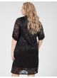 платье Ронда (чёрный)