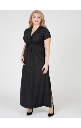 платье Ирида (чёрный)
