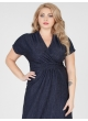 платье Ирида (тёмно-синий)