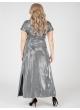 платье Ловели (серебро)