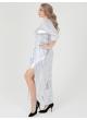 платье Ракел Бифлекс (белый)