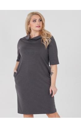 платье Стелла2 (серый)