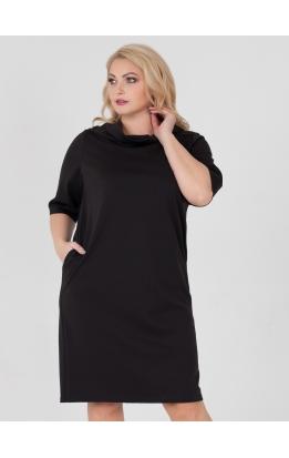 платье Стелла2 (черный)