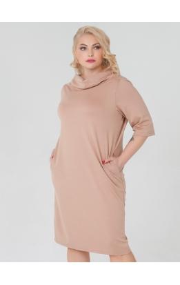 платье Стелла2 (бежевый)