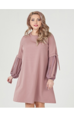 платье Милан2 (чайная роза)