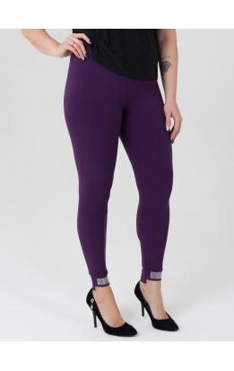 лосины Лайф (фиолетовый)