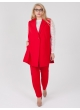 костюм Тренч3 (красный/дождь)