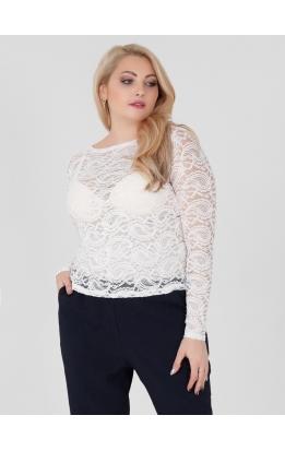 блуза Иванка2 (молочный)