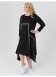 платье Лувр (чёрный)