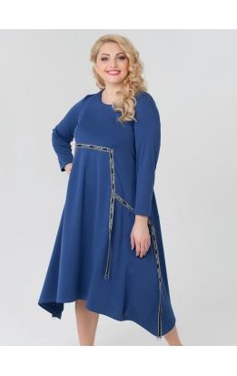 платье Лувр (джинс)