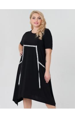 платье ЛуврЛето (чёрный)