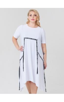 платье ЛуврЛето (белый)