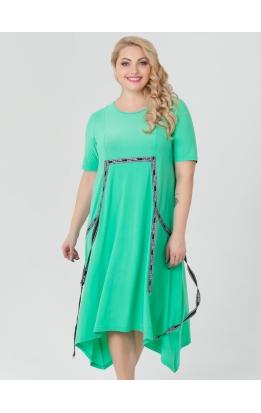 платье ЛуврЛето (салатовый)