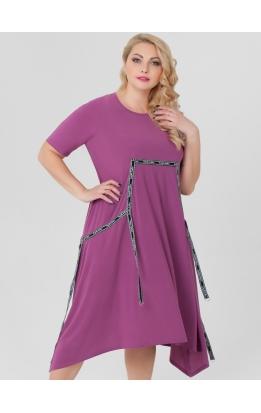 платье ЛуврЛето (светло-лиловый)